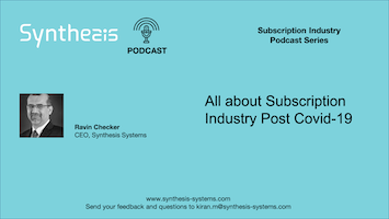 Subscription Industry Post Covid-19